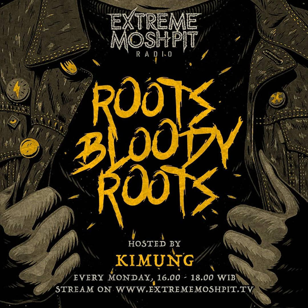 Roots Bloody Roots!